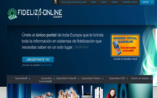 Fideliza Online